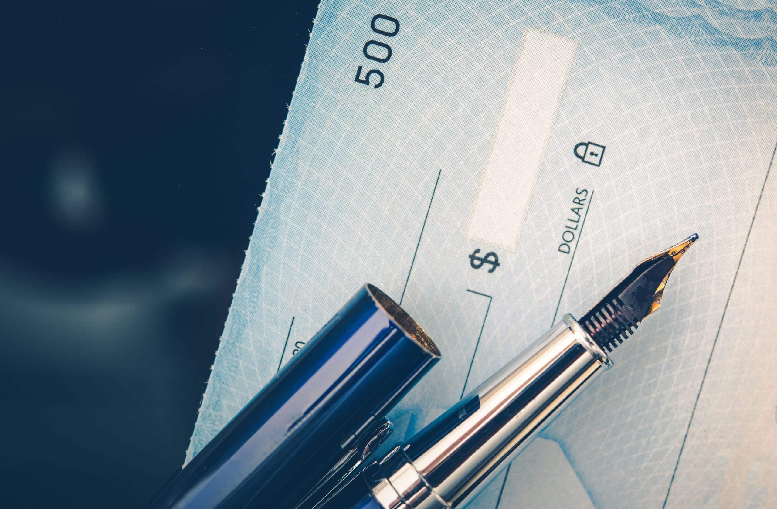 Faire un don par chèque