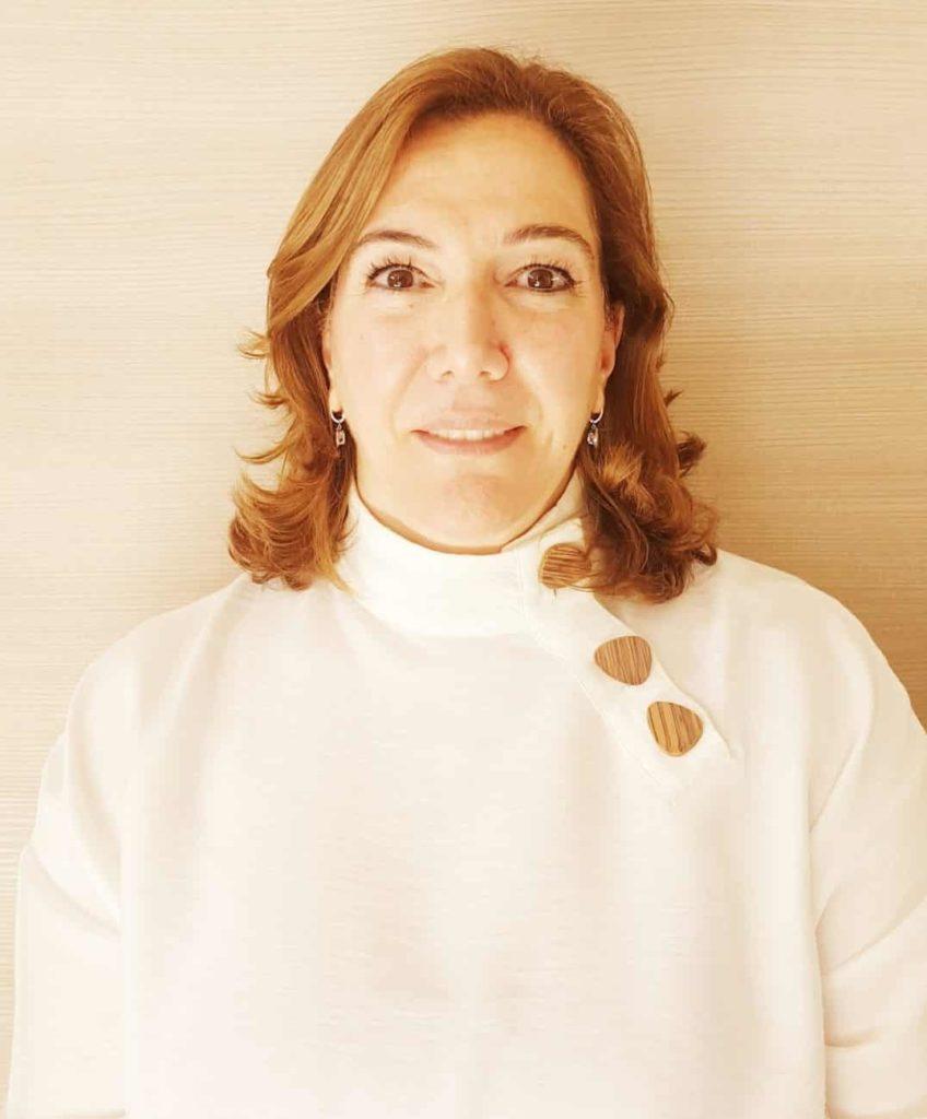 Photo de la secrétaire générale, Docteur Amel SEKKAI