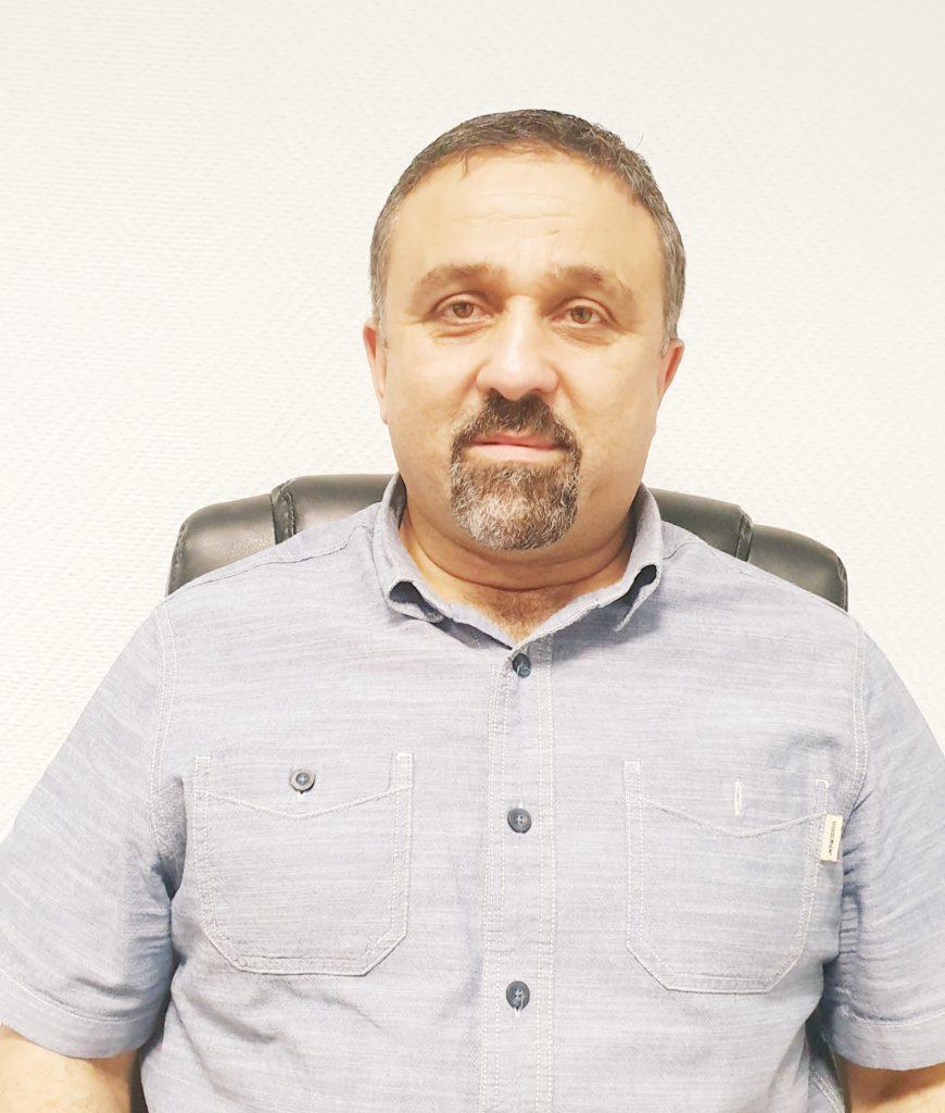 Photo du secrétaire général adjoint, Monsieur Fayçal Otmane